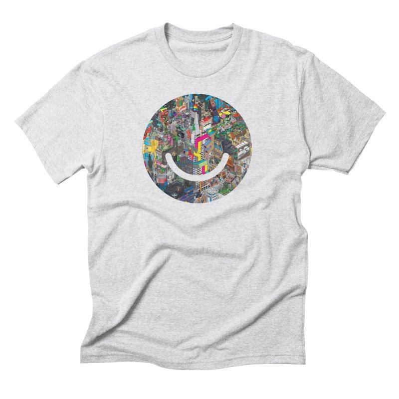 HelloSFello - eBoy Men's T-Shirt by Ello x Threadless