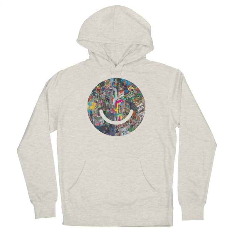 HelloSFello - eBoy Men's French Terry Pullover Hoody by Ello x Threadless