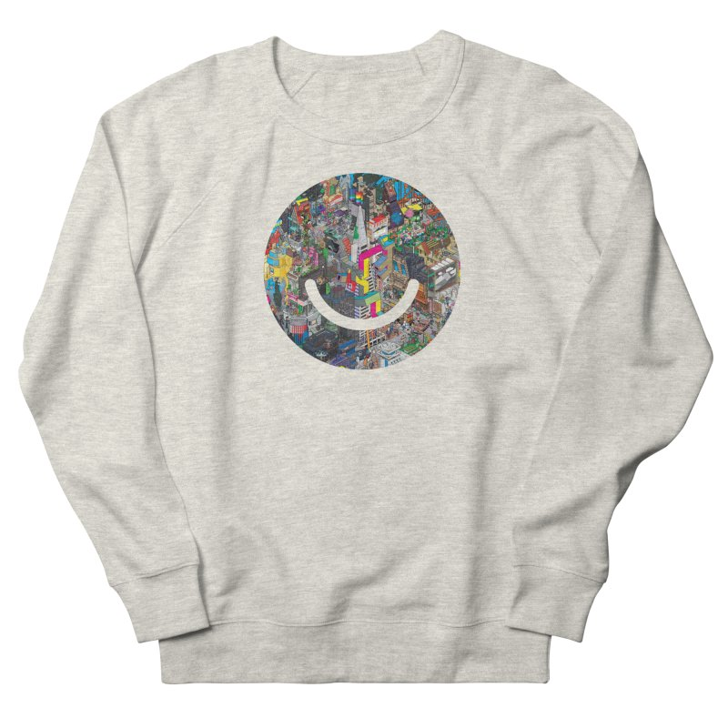 HelloSFello - eBoy Men's Sweatshirt by Ello x Threadless