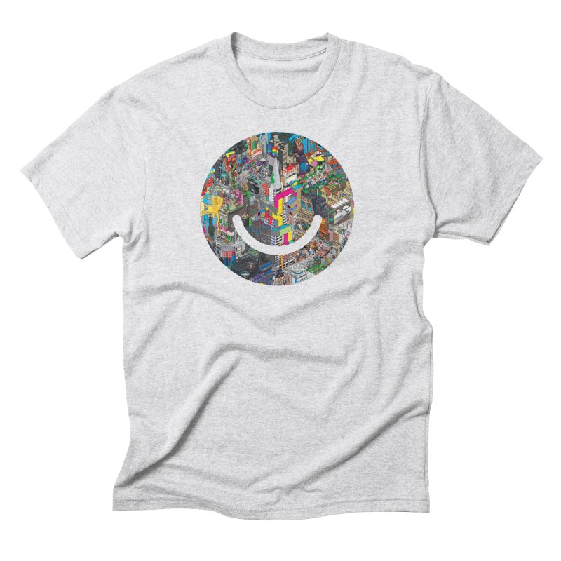 HelloSFello - eBoy Men's Triblend T-Shirt by Ello x Threadless