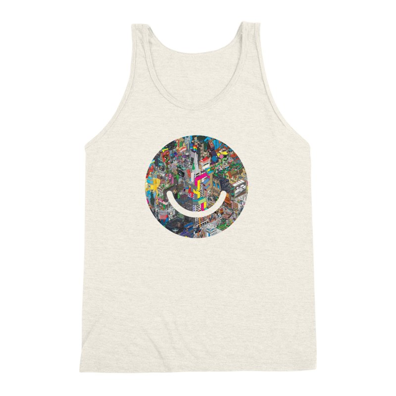 HelloSFello - eBoy Men's Tank by Ello x Threadless
