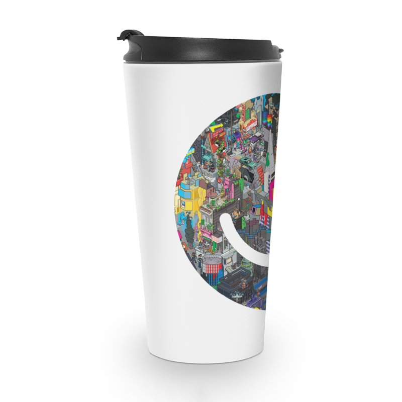 HelloSFello - eBoy Accessories Mug by Ello x Threadless