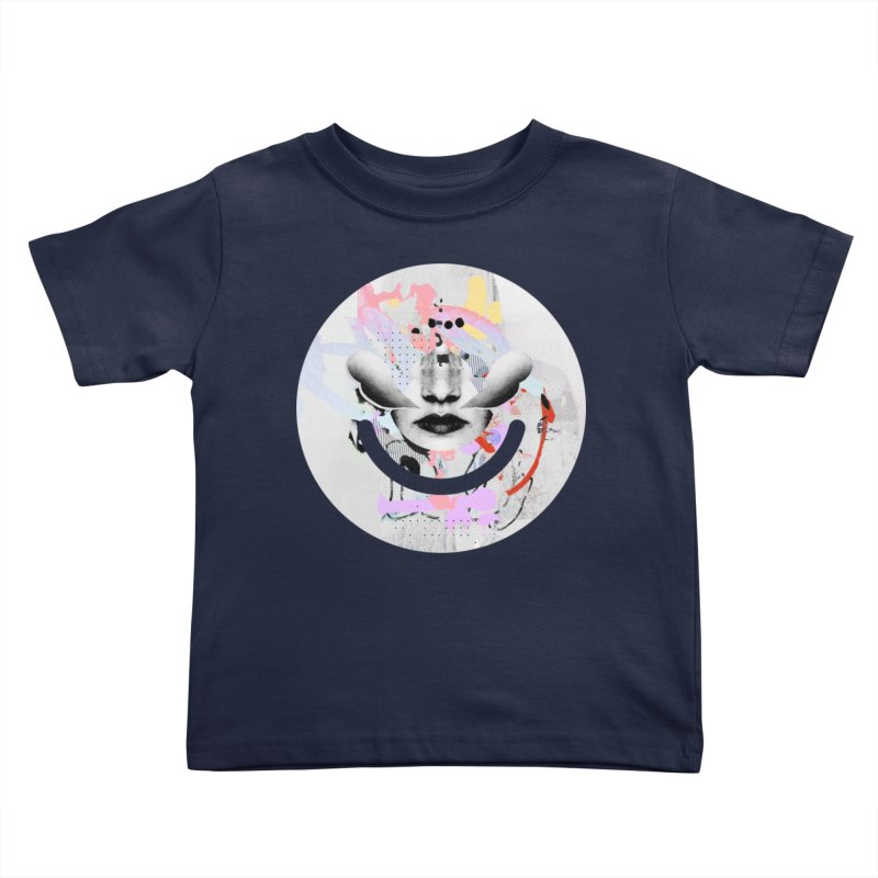 Rise Above - Mydeadpony Kids Toddler T-Shirt by Ello x Threadless