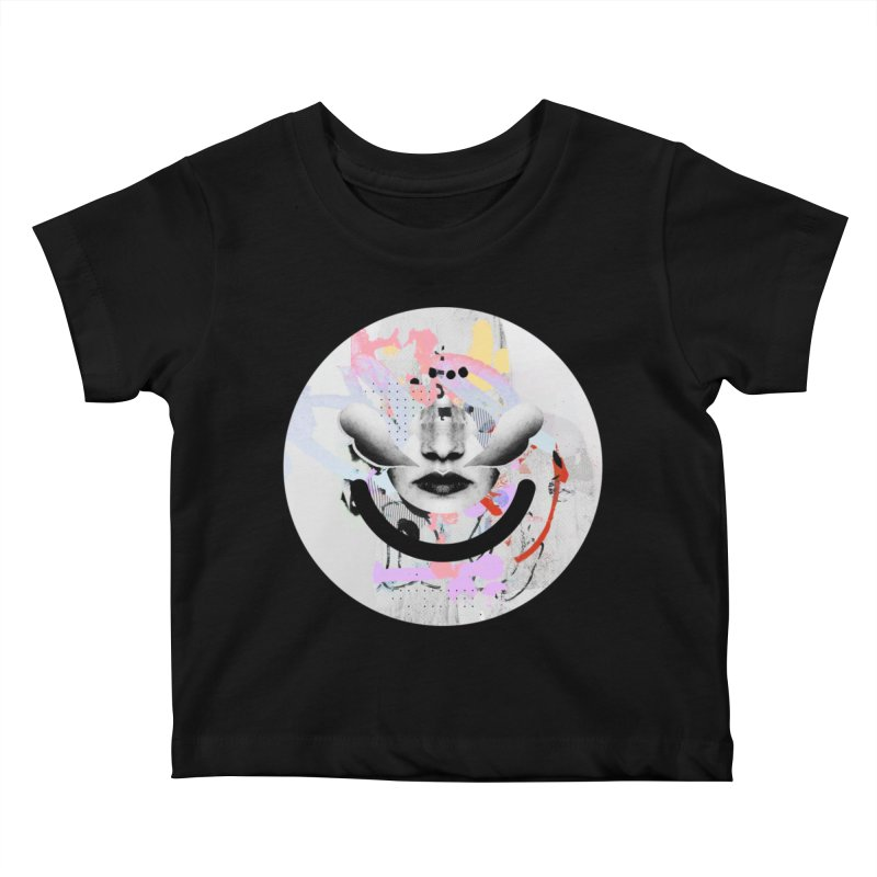 Rise Above - Mydeadpony Kids Baby T-Shirt by Ello x Threadless