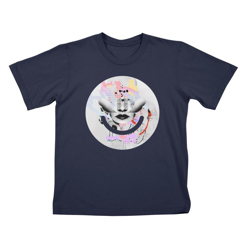 Rise Above - Mydeadpony Kids T-Shirt by Ello x Threadless