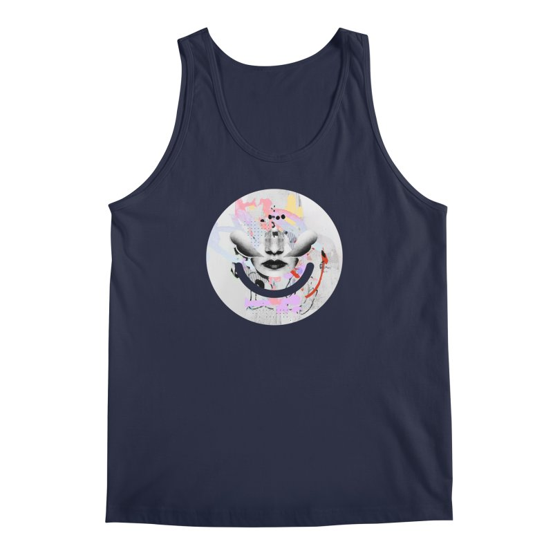 Rise Above - Mydeadpony Men's Regular Tank by Ello x Threadless