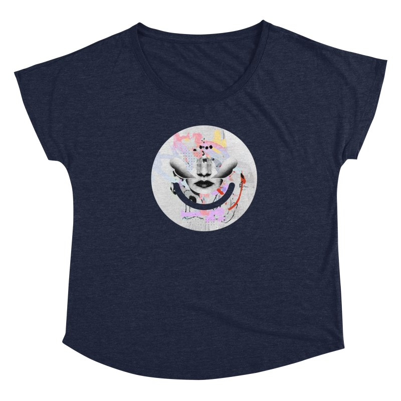 Rise Above - Mydeadpony Women's Scoop Neck by Ello x Threadless