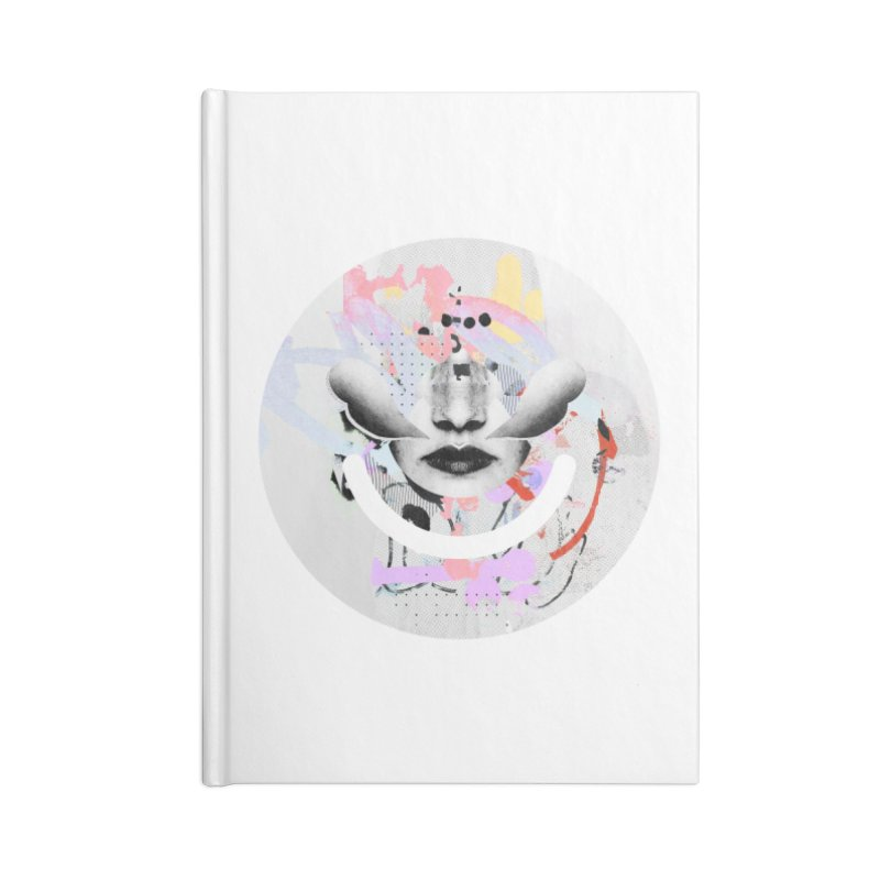 Rise Above - Mydeadpony Accessories Blank Journal Notebook by Ello x Threadless