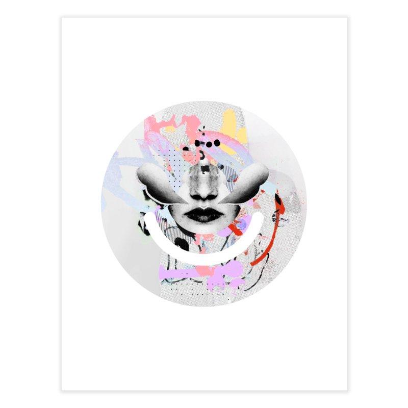 Rise Above - Mydeadpony Home Fine Art Print by Ello x Threadless