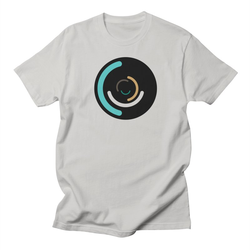 Infinite Ello - Danny Schlitz in Men's Regular T-Shirt Stone by Ello x Threadless