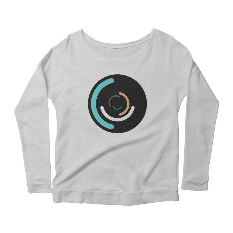 Infinite Ello - Danny Schlitz Women's Scoop Neck Longsleeve T-Shirt by Ello x Threadless