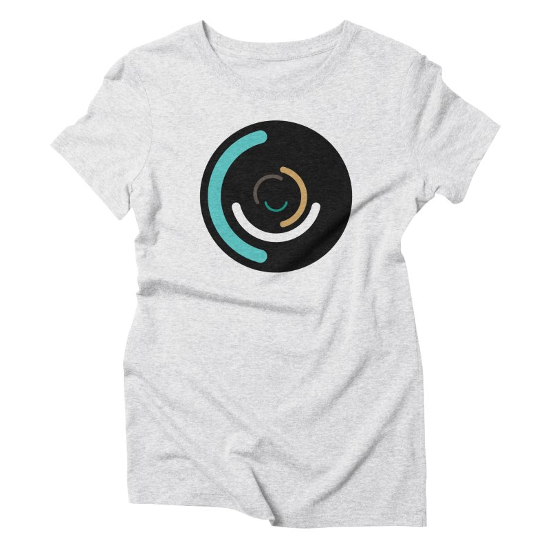 Infinite Ello - Danny Schlitz Women's Triblend T-Shirt by Ello x Threadless