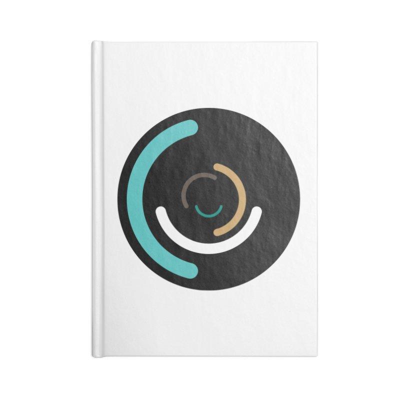 Infinite Ello - Danny Schlitz Accessories Lined Journal Notebook by Ello x Threadless