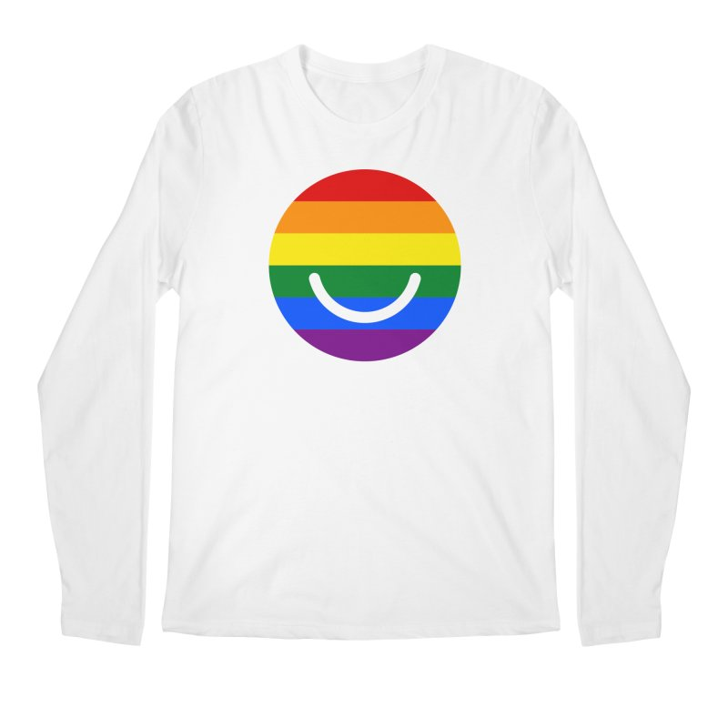 Pride Men's Longsleeve T-Shirt by Ello x Threadless
