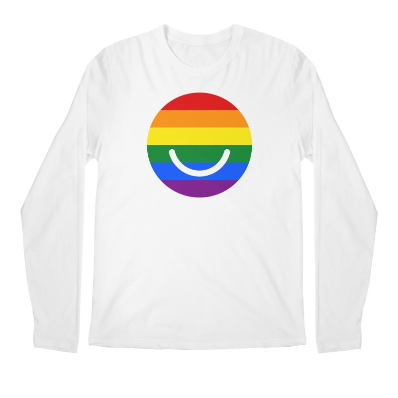 Pride Men's Regular Longsleeve T-Shirt by Ello x Threadless