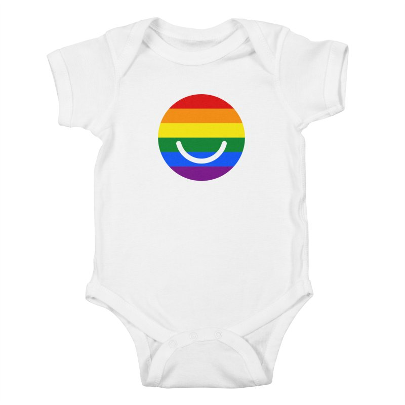 Pride Kids Baby Bodysuit by Ello x Threadless