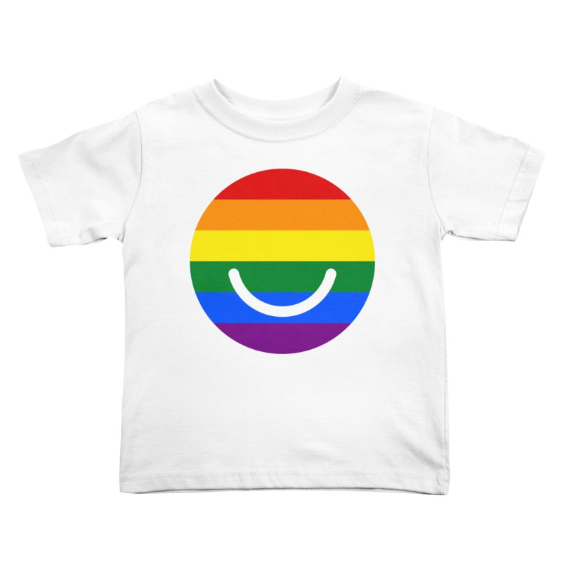 Pride Kids Toddler T-Shirt by Ello x Threadless