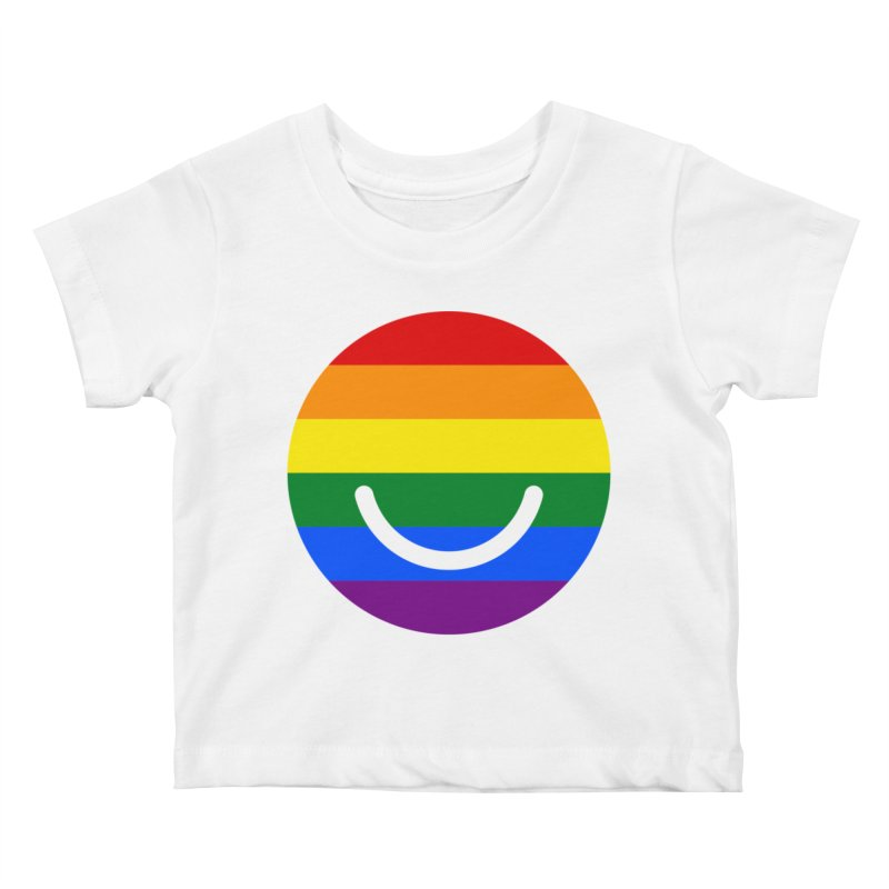 Pride Kids Baby T-Shirt by Ello x Threadless