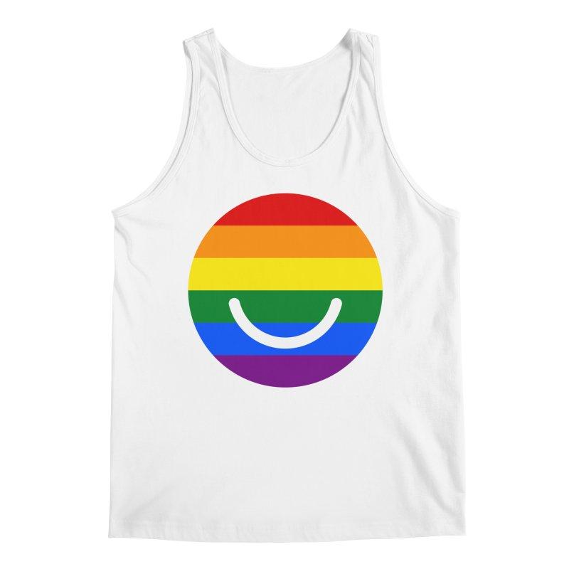 Pride Men's Tank by Ello x Threadless