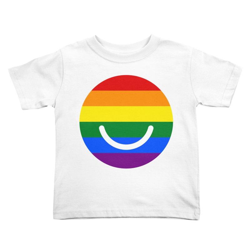Pride Kids Toddler T-Shirt by Ello x Threadless
