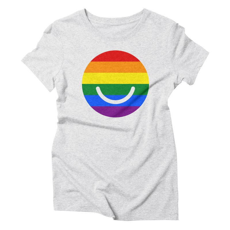 Pride Women's Triblend T-Shirt by Ello x Threadless