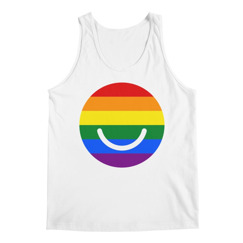 Pride Men's Regular Tank by Ello x Threadless