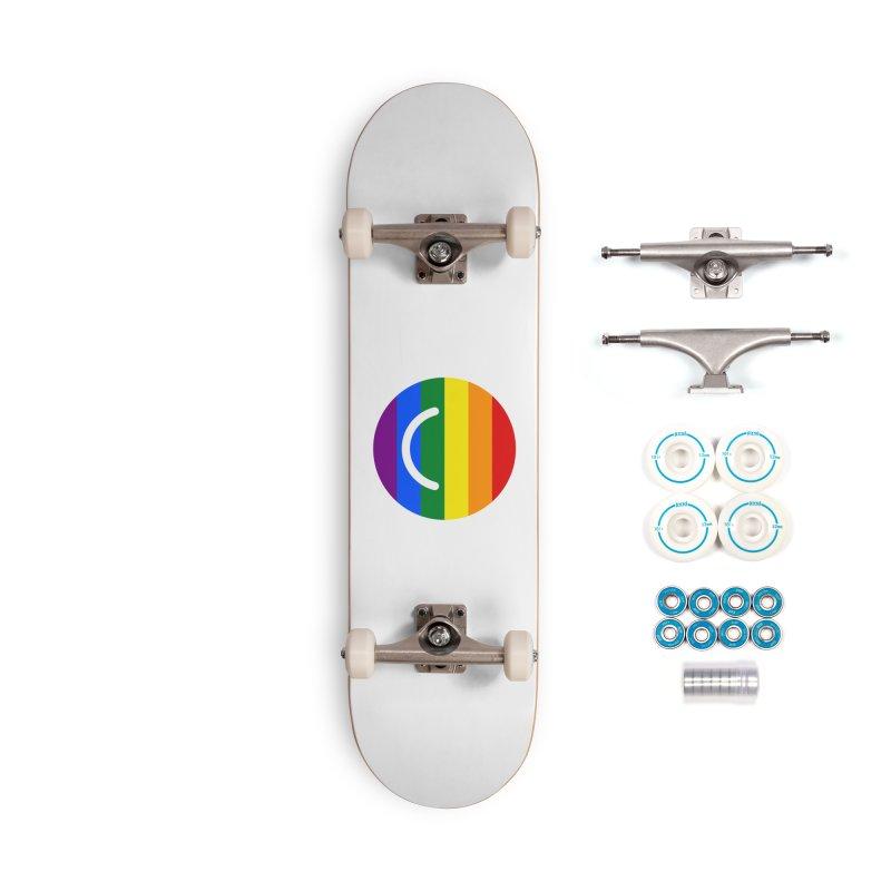 Pride Accessories Skateboard by Ello x Threadless