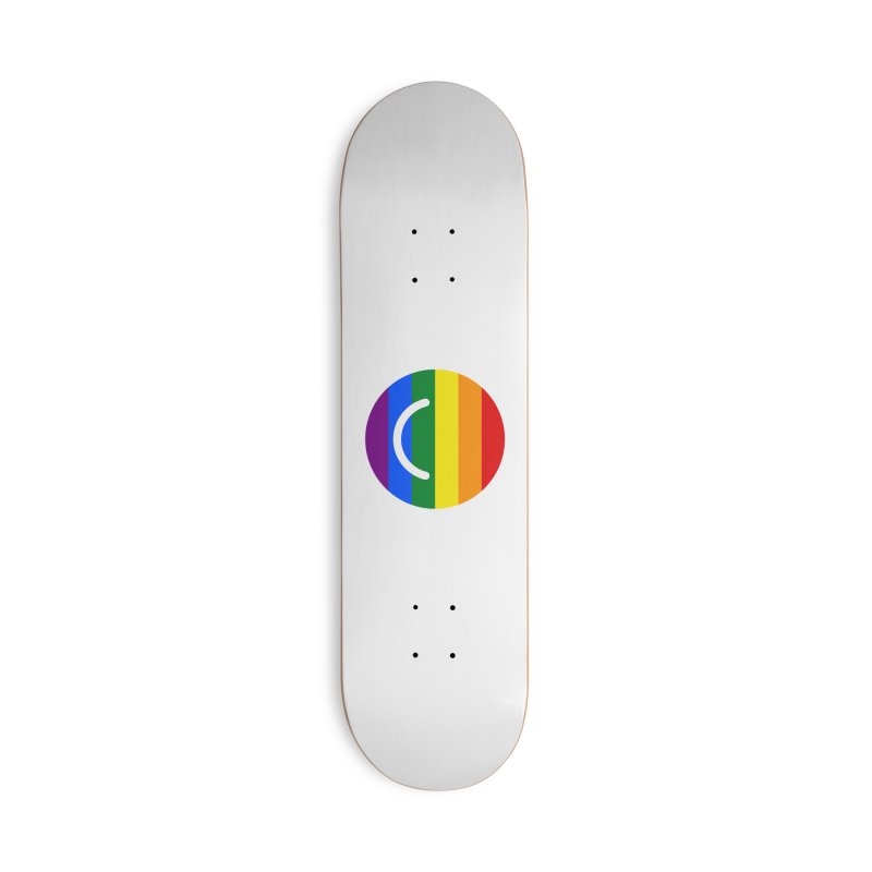 Pride Accessories Skateboard by Ello x Threadless