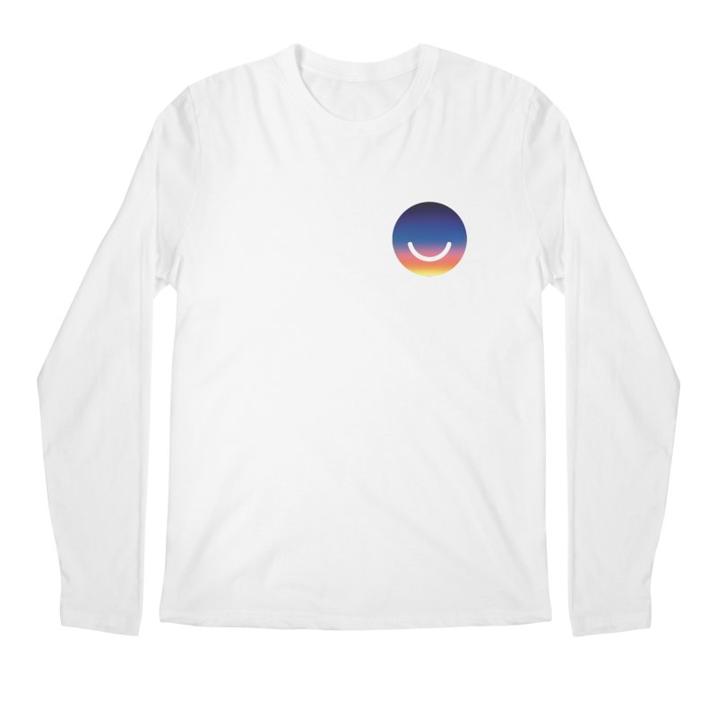 Color Preference 79 - Greg Foley in Men's Regular Longsleeve T-Shirt White by Ello x Threadless