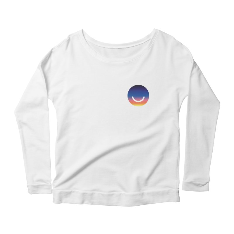 Color Preference 79 - Greg Foley Women's Scoop Neck Longsleeve T-Shirt by Ello x Threadless