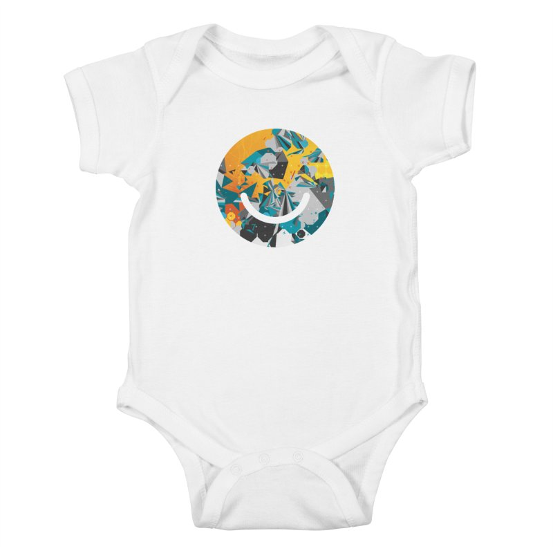 XXX - Joshua Davis Kids Baby Bodysuit by Ello x Threadless