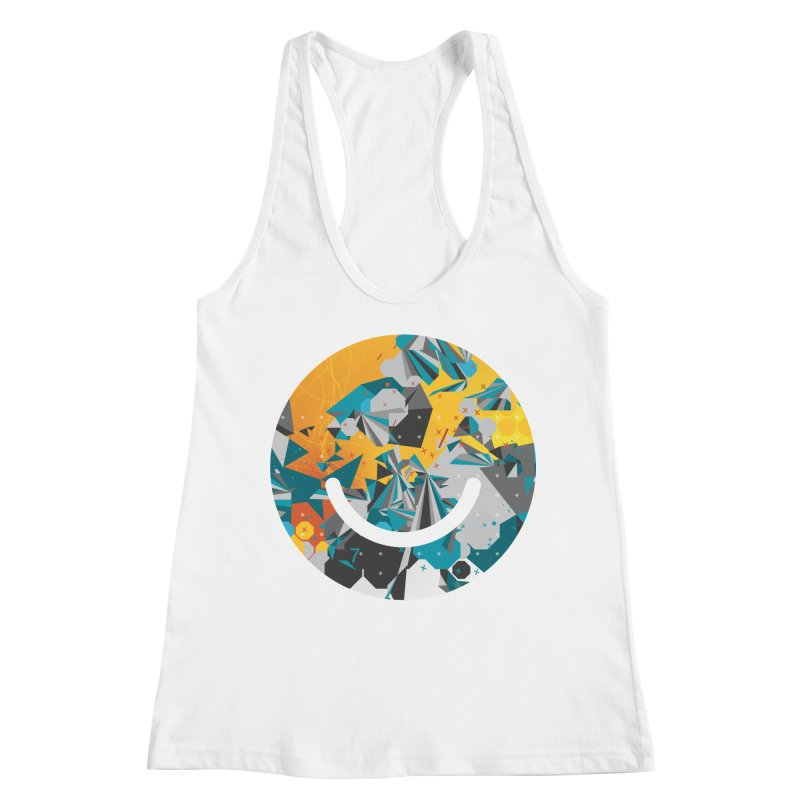 XXX - Joshua Davis Women's Racerback Tank by Ello x Threadless
