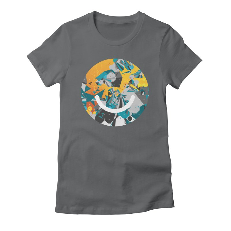 XXX - Joshua Davis Women's Fitted T-Shirt by Ello x Threadless