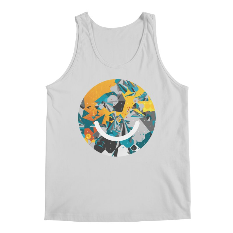 XXX - Joshua Davis Men's Tank by Ello x Threadless