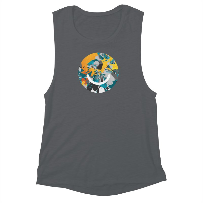 XXX - Joshua Davis Women's Muscle Tank by Ello x Threadless