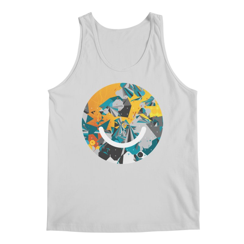 XXX - Joshua Davis Men's Regular Tank by Ello x Threadless