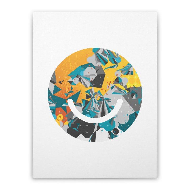 XXX - Joshua Davis Home Stretched Canvas by Ello x Threadless