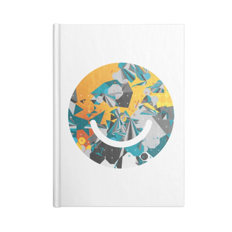 XXX - Joshua Davis Accessories Blank Journal Notebook by Ello x Threadless
