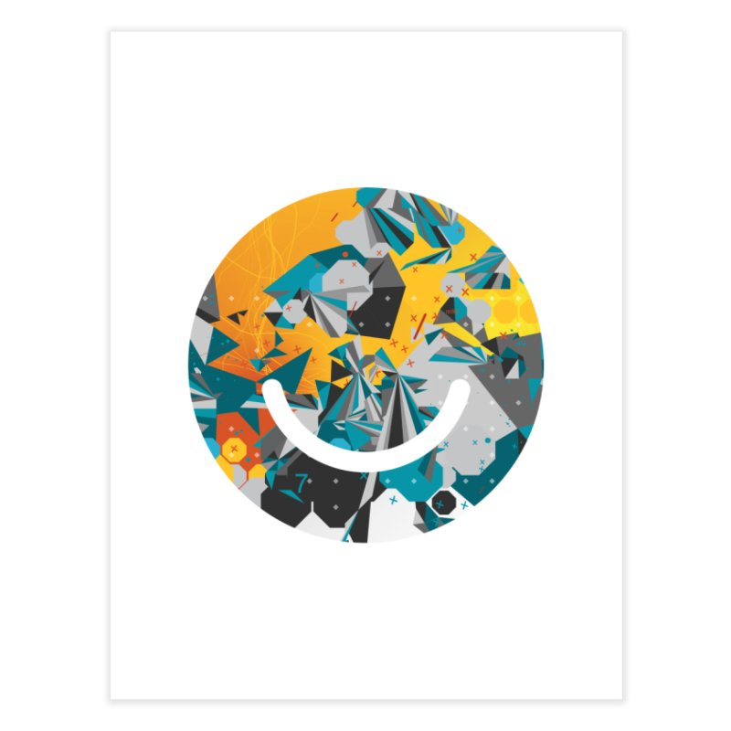 XXX - Joshua Davis Home Fine Art Print by Ello x Threadless