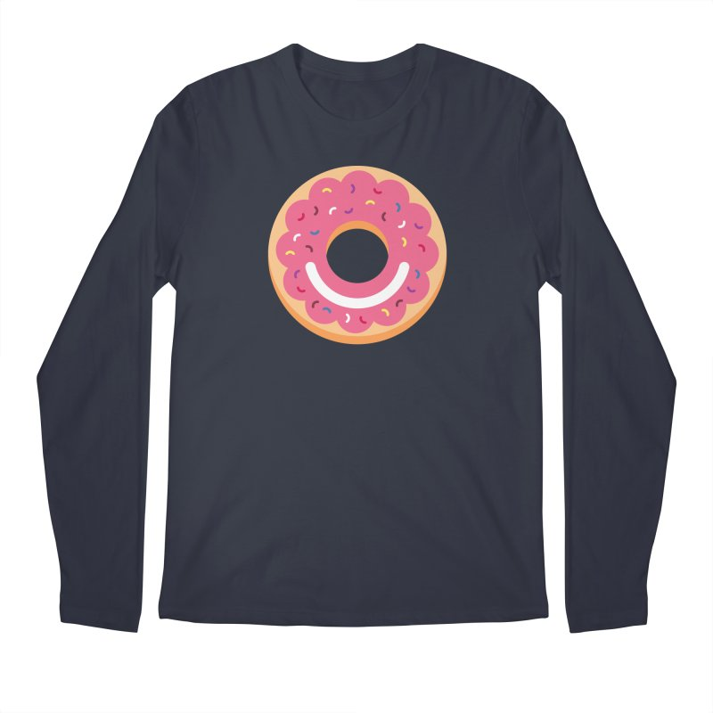 Breakfast - Celeste Prevost Men's Regular Longsleeve T-Shirt by Ello x Threadless