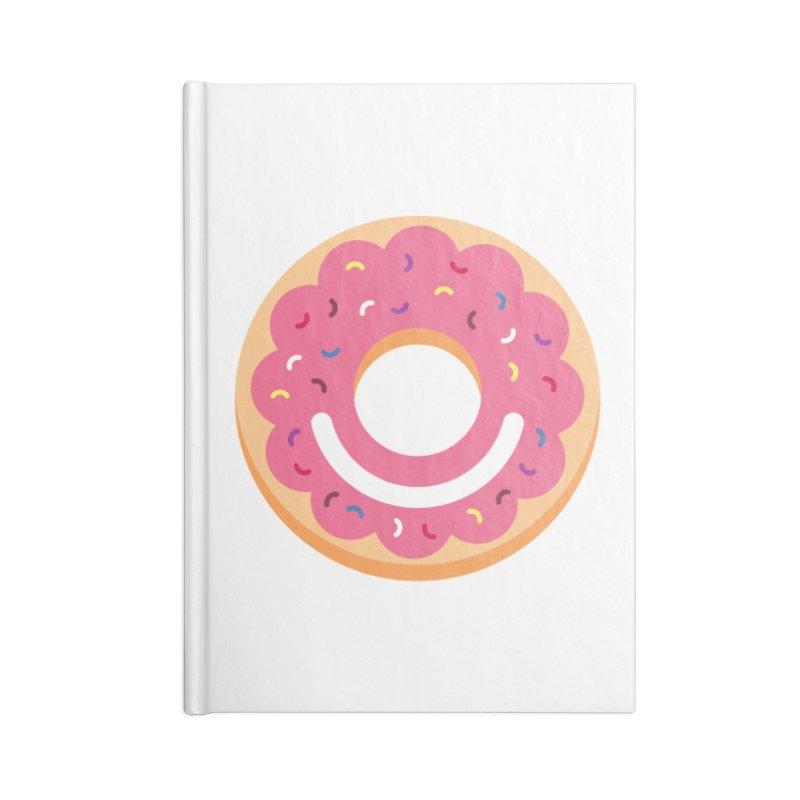 Breakfast - Celeste Prevost Accessories Lined Journal Notebook by Ello x Threadless