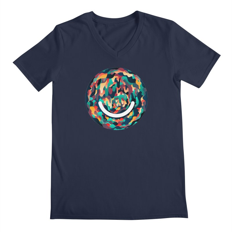 Color Cave - Chuck Anderson Men's V-Neck by Ello x Threadless