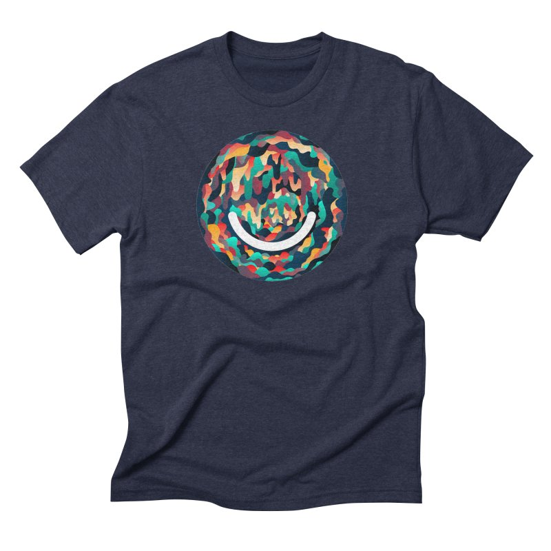 Color Cave - Chuck Anderson Men's Triblend T-shirt by Ello x Threadless