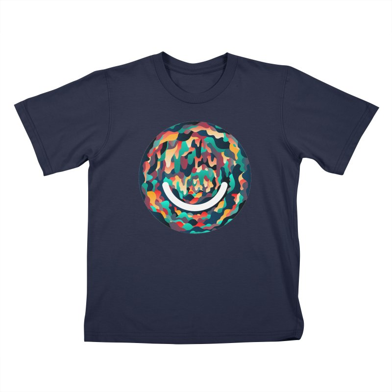 Color Cave - Chuck Anderson Kids T-Shirt by Ello x Threadless
