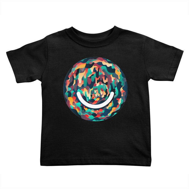 Color Cave - Chuck Anderson Kids Toddler T-Shirt by Ello x Threadless