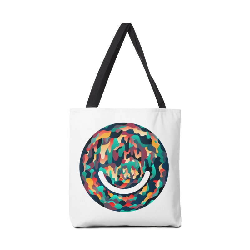 Color Cave - Chuck Anderson Accessories Bag by Ello x Threadless