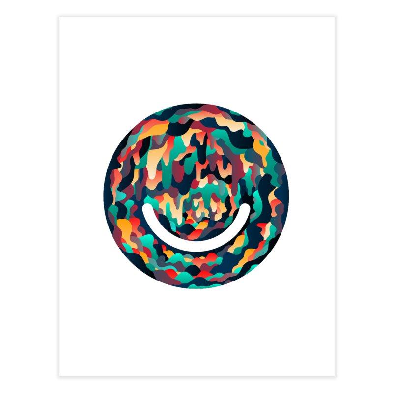Color Cave - Chuck Anderson Home Fine Art Print by Ello x Threadless