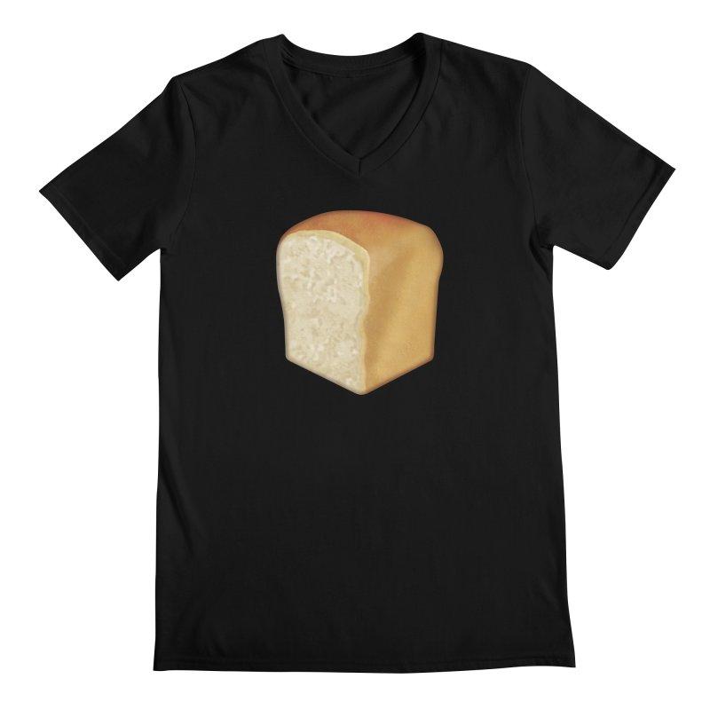 :bread: Men's V-Neck by Ello x Threadless