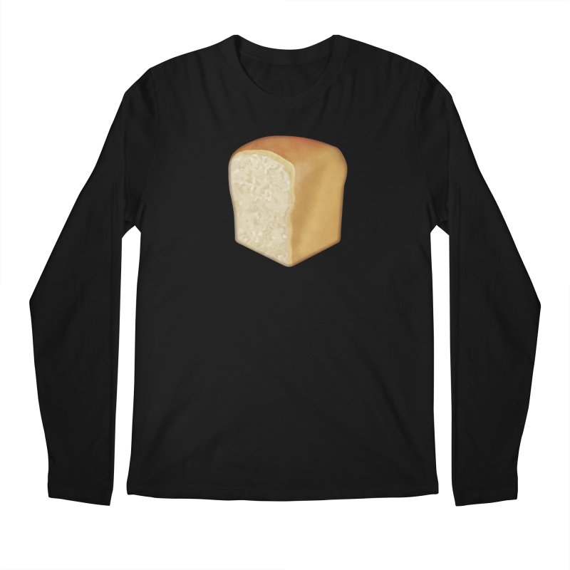 :bread: Men's Regular Longsleeve T-Shirt by Ello x Threadless