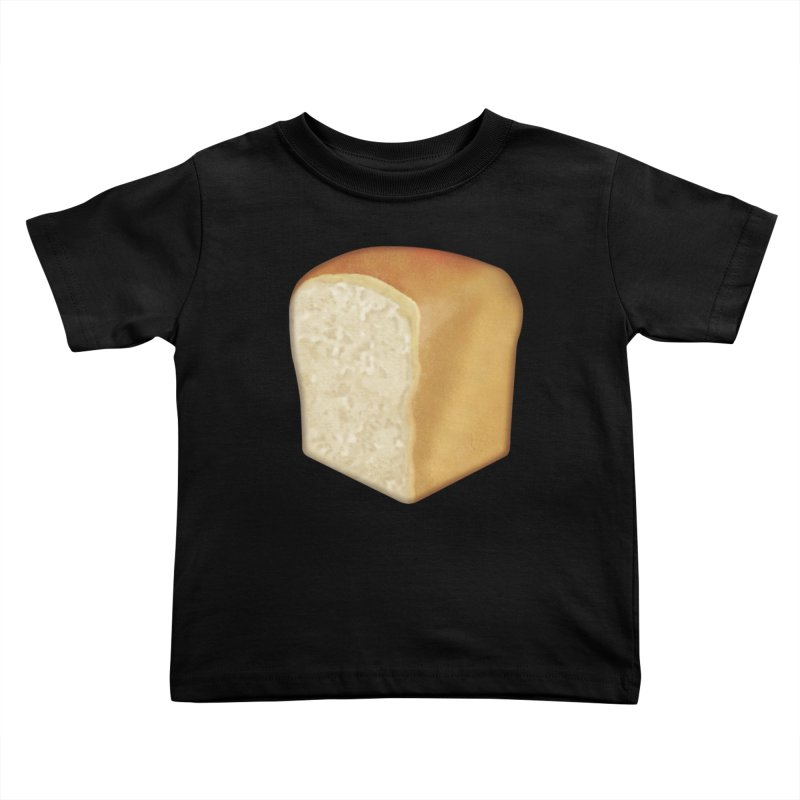 :bread: Kids Toddler T-Shirt by Ello x Threadless